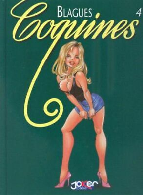 BD adultes Blagues Coquines Blagues Coquines, Tome 4