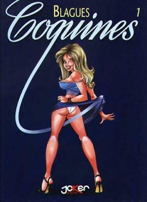 BD adultes Blagues Coquines Blagues Coquines, Tome 1