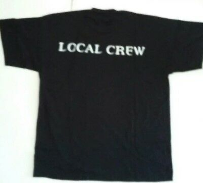 2010 WHITNEY HOUSTON ''Nothing But Love World Tour'' LOCAL CREW T SHIRT,  HTF