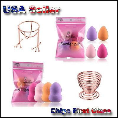 Blender Cosmetic Flawless Foundation Makeup Beauty Applicator Sponge Powder Puff