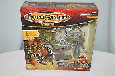 Heroscape Orm's Return Expansion Set 5 Large Detailed Figures NIP
