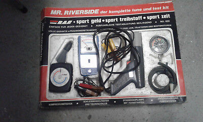 "RAC ""The Complete Tune und Test Kit"" No: 820 Mr. President"