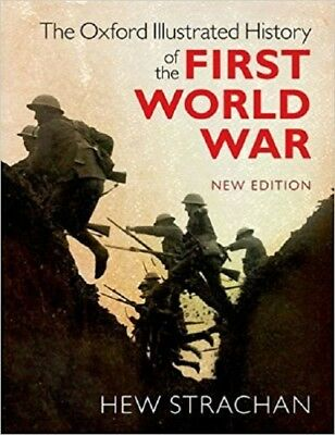 The Oxford Illustrated History of the First World War / History Book/ Read Notes
