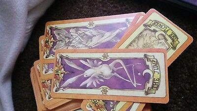 Card Captor Clow Cards (all 52) - Includes box - Cards in mint condition