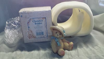 Cherished Teddies Take Me to Your Heart Christy Figurine 128023 with Box