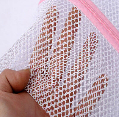 Clothes Washing Laundry Bag Coarse Mesh Socks Lingerie Net Pouch