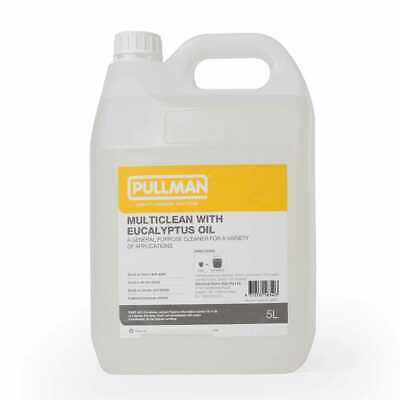 NEW Pullman Multiclean 5L with Eucalyptus Oil W