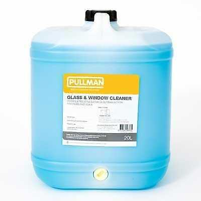 NEW Pullman Glass & Window Clean 20L W