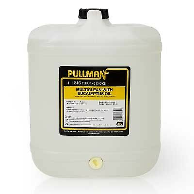 NEW Pullman Multiclean 20L with Eucalyptus Oil W