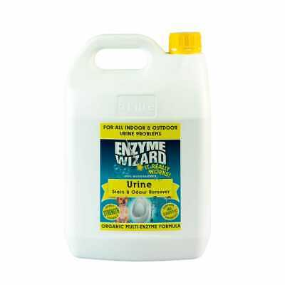 NEW Enzyme Urine Stain & Odour 5L W