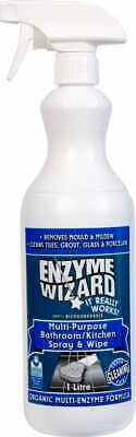 NEW Enzyme Mould & Mildew 1L Cleaner W