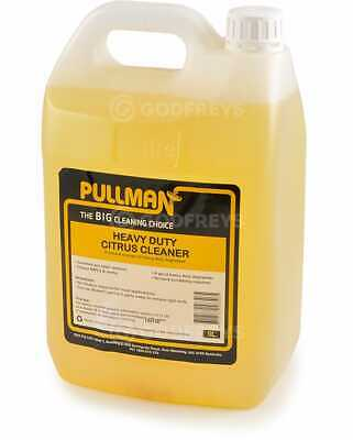 NEW Pullman Heavy Duty Citrus Cleaner 5L W