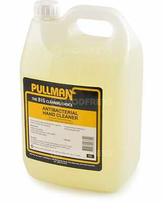 NEW Pullman Hand Cleaner Antibacterial 5L W
