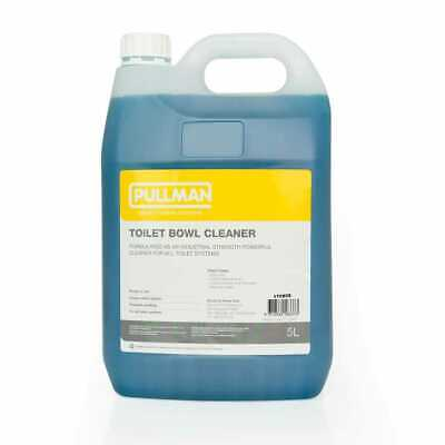 NEW Pullman Toilet Bowl Cleaner 5L W