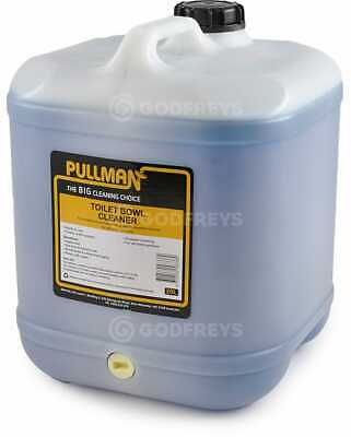 NEW Pullman Toilet Bowl Cleaner 20L W