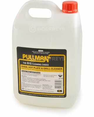 NEW Pullman Oven Hotplate & Grill Cleaner 5L W