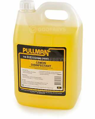 NEW Pullman Lemon Disinfectant 5L W