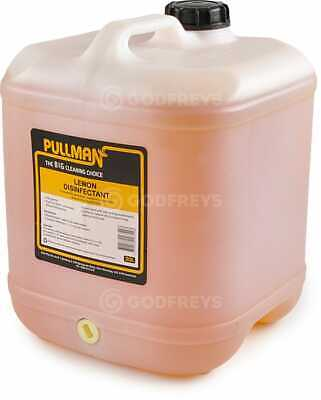 NEW Pullman Lemon Disinfectant 20L W