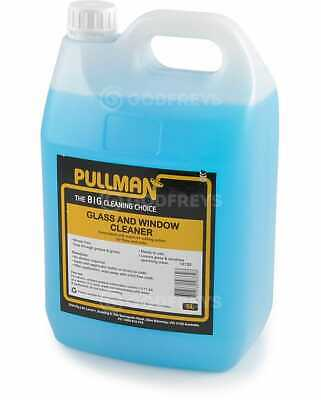 NEW Pullman Glass & Window Cleaner 5L W
