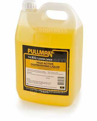 NEW Pullman High Active Dishwashing Liquid 5L W