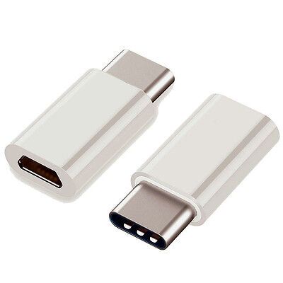 10X Micro USB to USB 3.1 Type C USB Data Adapter for Oneplus 3 Tablet /Phone Pro