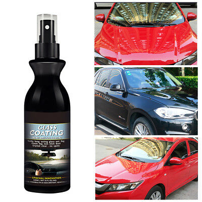 100ml Ceramic Protect Car Paint Protection Rain Repellent Glass Mirror Coating