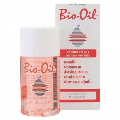 Bio-Oil scar stretch mark uneven skin tone ageing dehydrated skin care 60 ml.