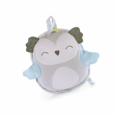 Carter's Soother Brown/Green/Turquoise Owl