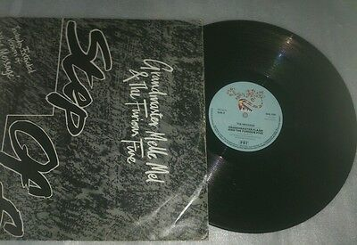 "Grandmaster Melle Mel & The Furious Five ~ ""Step Off"" * 12"" Vinyl Single."