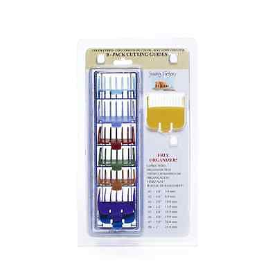 8-Pack Cutting Guides - SHAVING FACTORY