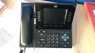Cisco CP-8961-CL-K9 IP Telefon Phone SIP VOIP