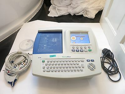 Welch Allyn Cp200 Resting Electrocardiograph Interpretive Ecg Machine Patient Uk