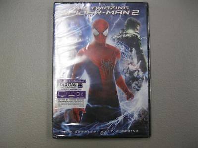 The Amazing Spider-Man 2 DVD Factory Sealed