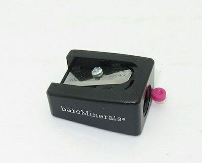 bareMinerals Black Eyeliner Eye & Lip Liner Pencil SHARPENER: New & Sealed