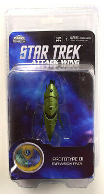 HeroClix Star Trek Attack Wing - Prototype 01 Expansion Pack