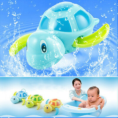 FAST SHIP Swimming Animal Turtle Pool Toys Baby Girls Boys Kids Toddler Bath Toy