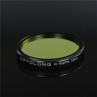 Optolong Hydrogen Alpha Narrowband (12nm) CCD Filter - 2""
