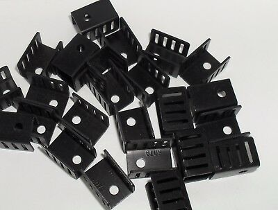 25 pack Heatsink for TO-220 Transistor