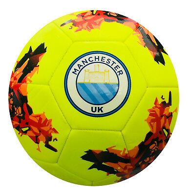 Manchester City Football 2019 Replica Top Quality Official Match Ball Size 5,4,3