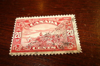 #157 - Canada - Canadian used stamp