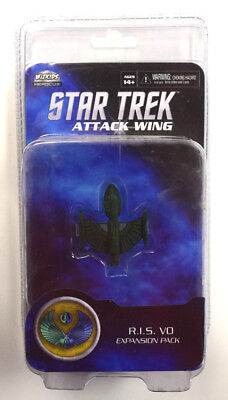 HeroClix Star Trek Attack Wing - R.I.S. Vo Expansion Pack