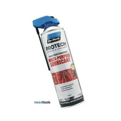 LUBRICANT Multi-Purpose High Performance Dy-Mark Protech 400g Spray