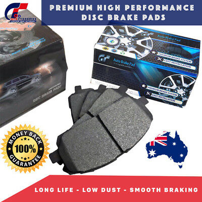 Holden Rodeo RA 2004-2008 Front DB1468 - Disk Brake Pads