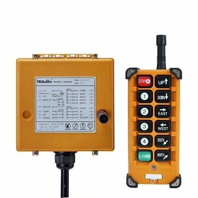 18V-65V Wireless remote control for Radio Hoist Crane 1Transmitter + 1Receiver