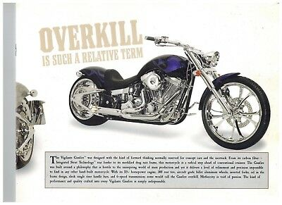 "Harley Davidson Wild West ""gunfire"" Custom Show Bike"
