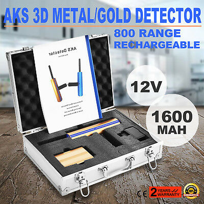 AKS metal Detector Multi-function 2016V Copper Gold CPU control GREAT UPDATED