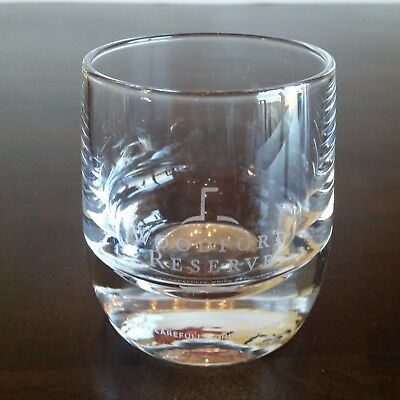 Woodford Reserve Small Batch Kentucky Whiskey Glass Tumbler Snifter Whiskey NEW
