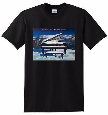 *NEW* SUPERTRAMP T SHIRT Even In The Quietest Moments SMALL MEDIUM LARGE XL