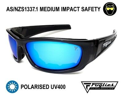 Fuglies PP20 Safety Sunglasses - ASNZS1337 Polarised Tinted Safety Glasses