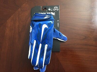 low priced 9951c 5f9eb Nike Vapor Jet 3.0 Football Gloves Size Medium GF0485-441